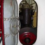 SA deur machinekamer